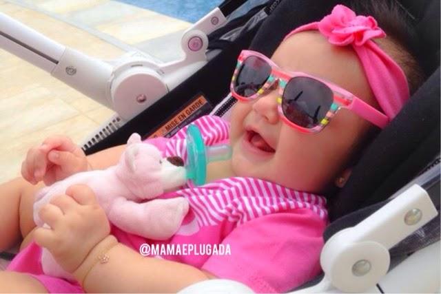hábitos de sucção bebês