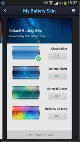 pengaturan system hemat bateray di android