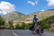 Cycling to Antalya