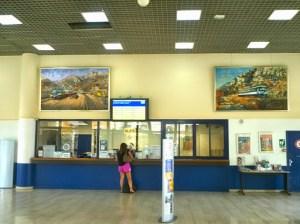 Nice: Train des Pignes booking office