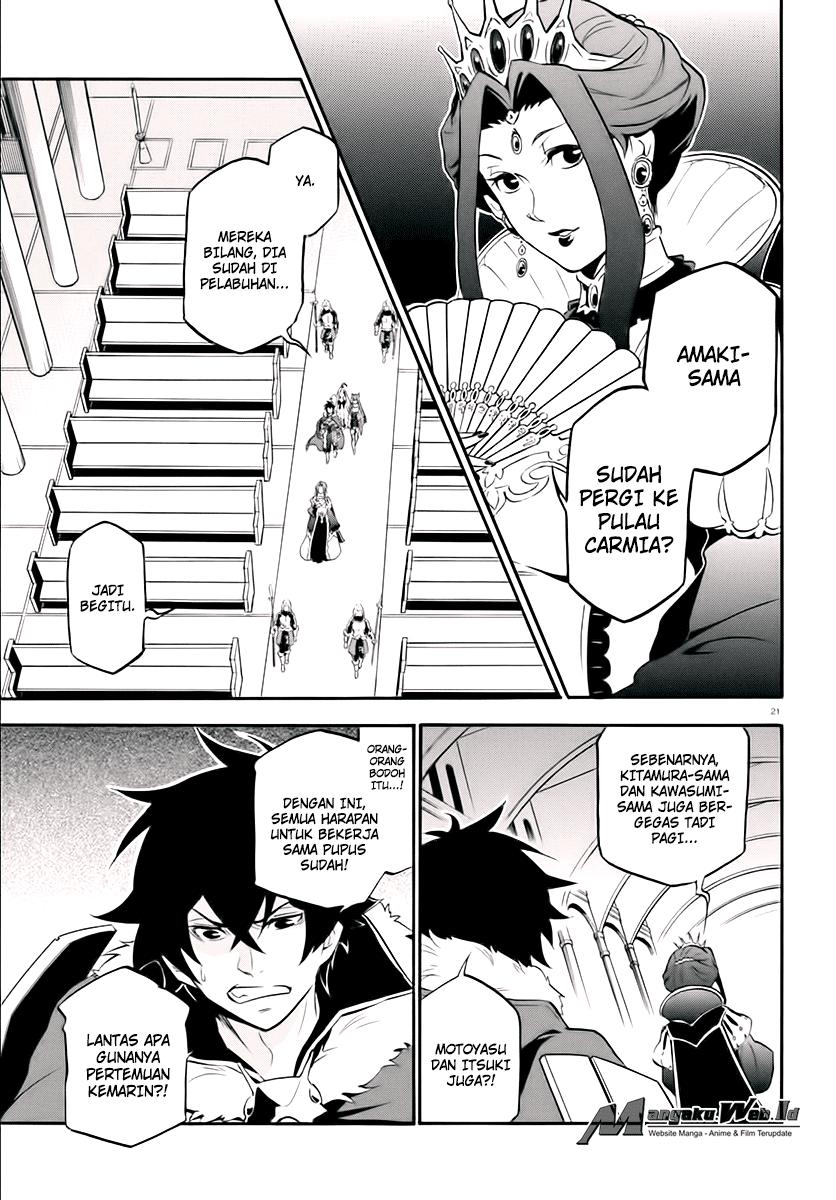 Tate no Yuusha no Nariagari: Chapter 34 - Page 22