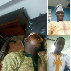 University Of Ibadan Graduate Waiting For NYSC Involved In Accident(Photos)
