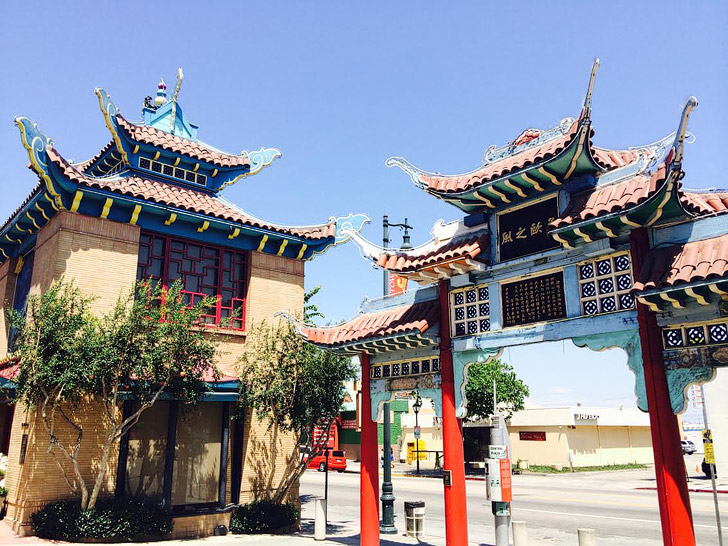 Local Adventure in Chinatown Los Angeles.