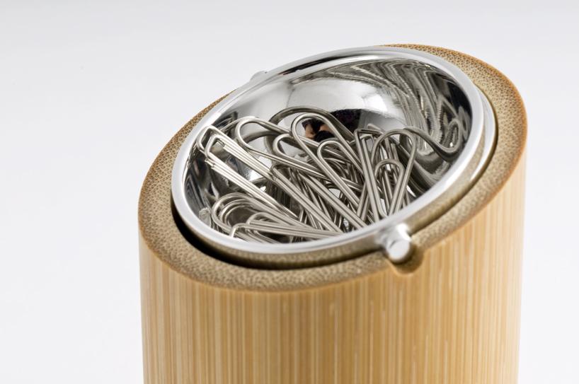 *empty bamboo竹製文具:傳承古老建材元素! 7