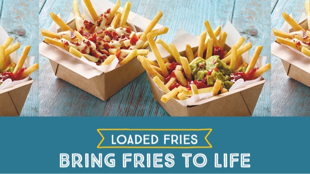 McDonald's Loaded Fries