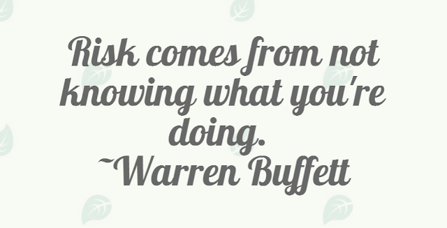 Warren Buffett's Quote