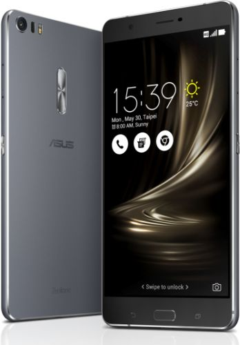 Asus Releases 3 new Flagship Devices (Specifications) - Zenfone3, Zenfone Deluxe, Zenfone Ultra 3