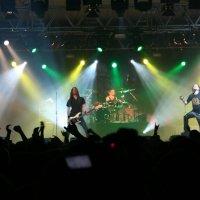 Amorphis, Haggard, Frozen Dusk (Romexpo, Bucureşti)