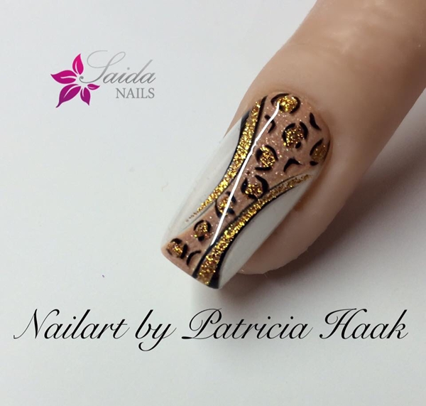 BEST NEW YEAR\'S NAIL ART DESIGNS 2017 - Reny styles