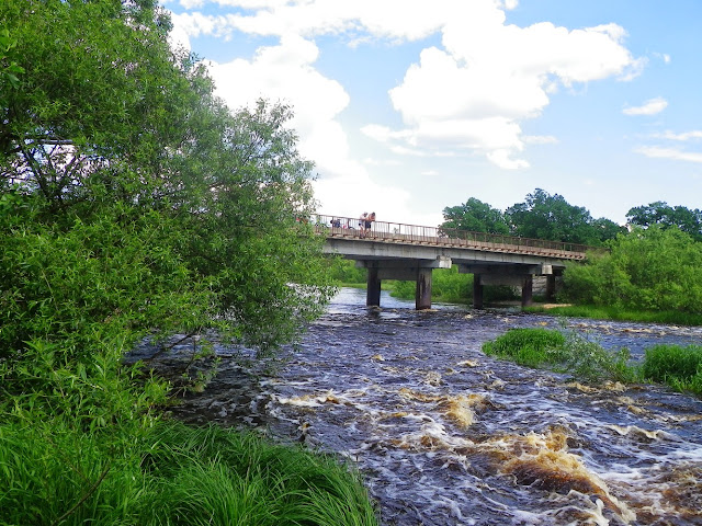 Міст у Рудні - Хочинській
