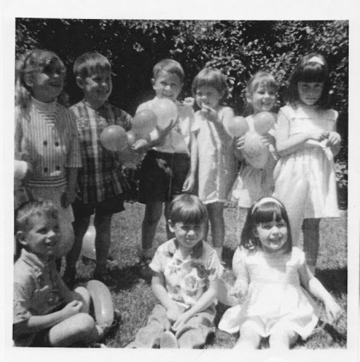 60s Kids Megan Cridland