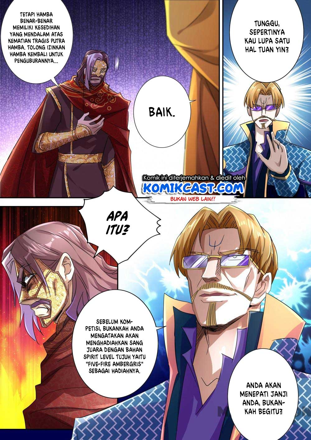 Spirit Sword Sovereign: Chapter 236 - Page 10