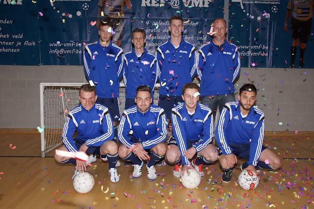 Minivoetbalclub Huize Goossens Appels