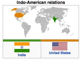 India - United States Relations