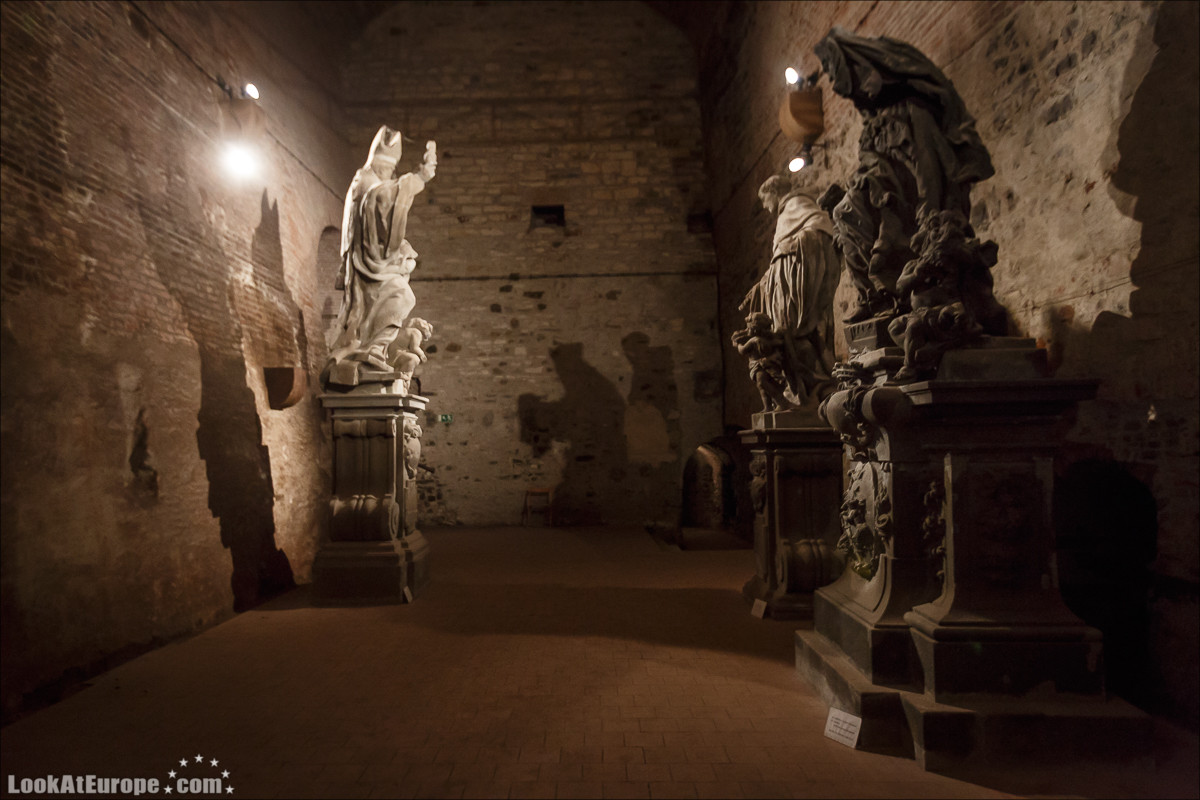 Вышеград в Праге | Vyšehrad in Prague | LookAtIsrael.com - Фото путешествия по Израилю
