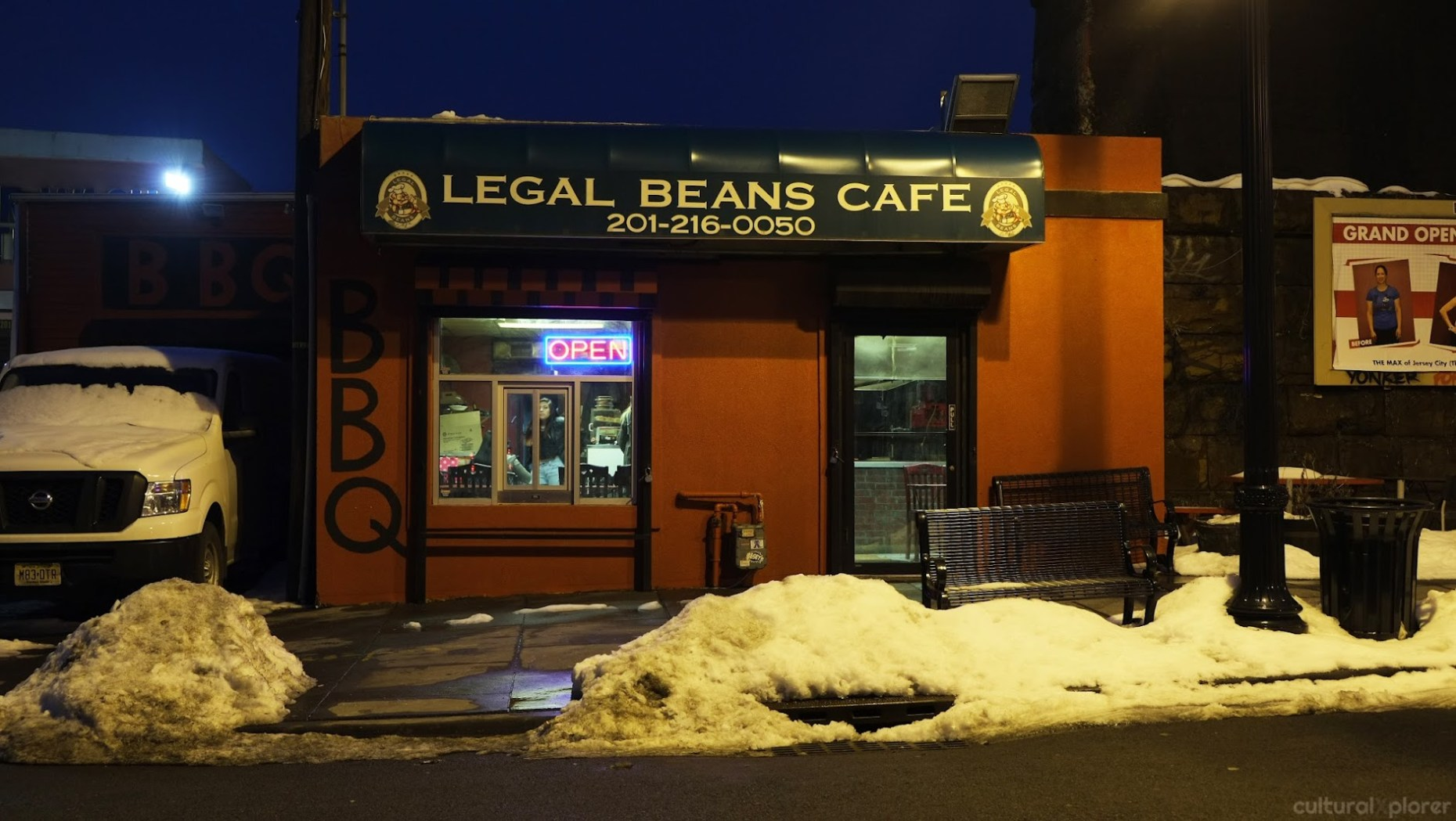 Legal Beans Cafe