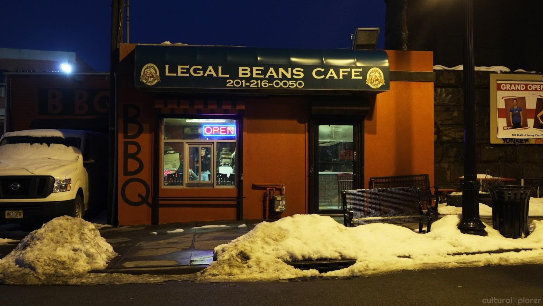Legal Beans Cafe
