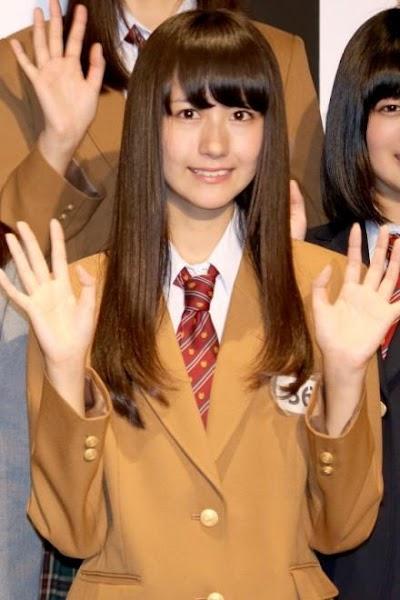 欅坂46(けやきざか)メンバー土生瑞穗