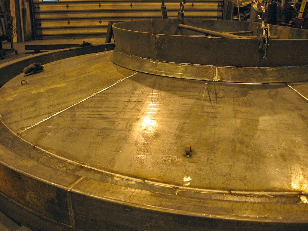 One of the things that helps Systems Spray-Cooled equipment lower maintenance cost is the use of thin carbon steel plate in construction.