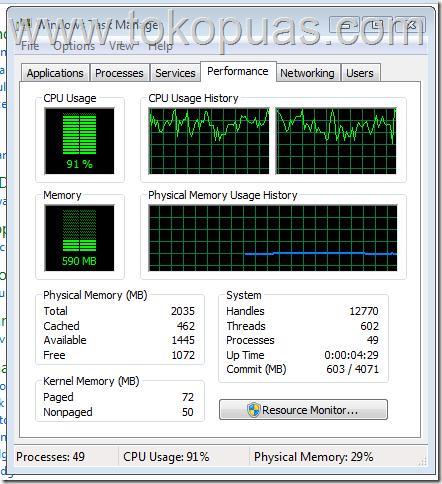 cara paling mudah upgrade ram laptop