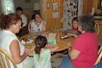 July, 2007 - Linda, Logan, Grace, Isabella, Joann and Connor