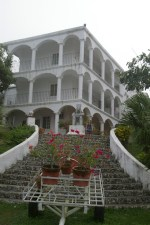 Haunted Mansion - plantation style hotel near El Tajin