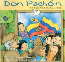 Don Pachón se fue por el mundo, cuento sobre refugiados de ACNUR
