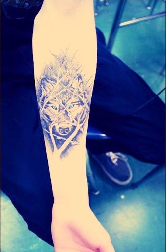 50 best wolf tattoos designs and ideas tattoos me. Black Bedroom Furniture Sets. Home Design Ideas