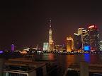 Uitzicht op Pudong