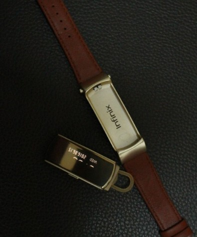 Leaked Images Of The Infinix XB01 Smart Watch 3