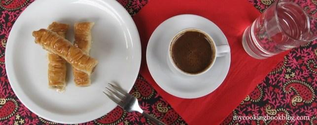 Баклава с Шоколад (Burma Tatlisi)