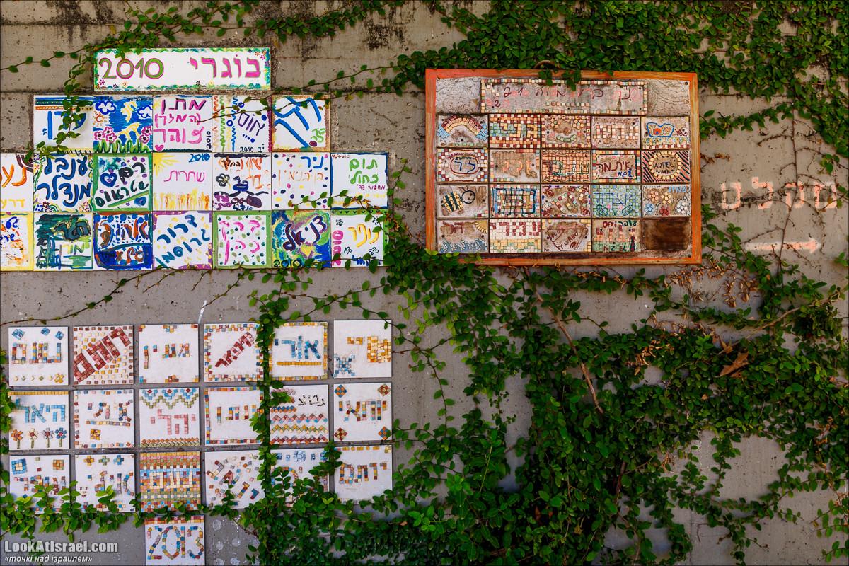 Серия <br />рассказов о городах Израиля «Точки над i» - Посёлок Йокнеам | Points over Israel - Yokneam village | LookAtIsrael.com - Фото путешествия по Израилю