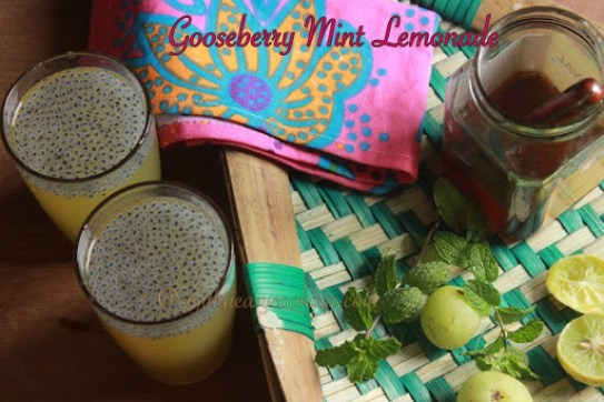 Gooseberry Mint Lemonade3