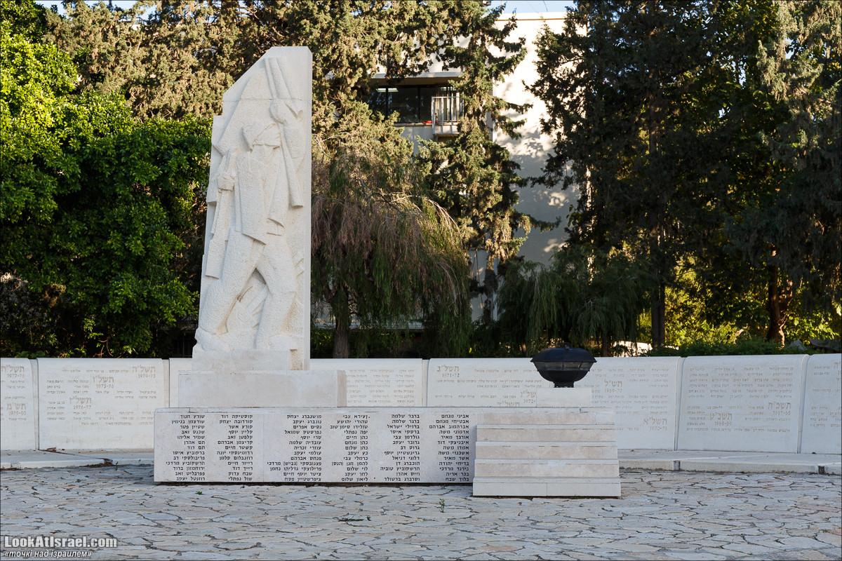 Серия рассказов о городах Израиля «Точки над i» - Холон | Points over Israel - Holon | LookAtIsrael.com - Фото путешествия по Израилю