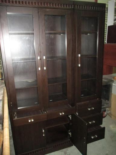 泰山中古書櫃拍賣