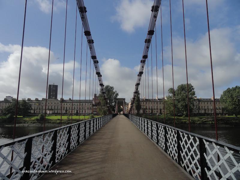 23 – Passeando até à Escócia – Sozinha em Glasgow! (5/6)