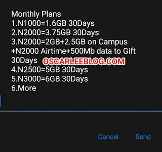 what is Glo new price for data plans
