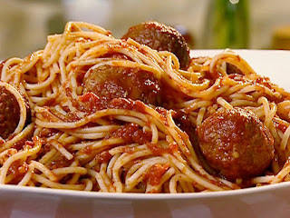 Italian food list