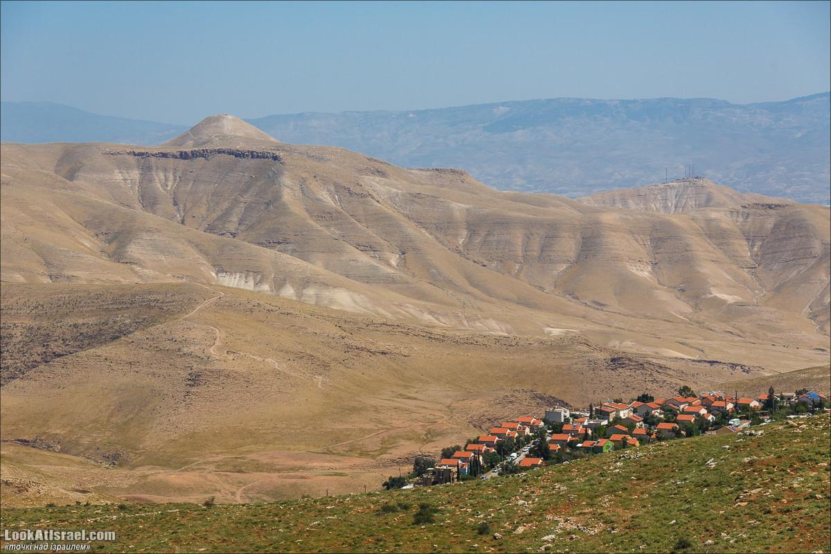 Серия рассказов о городах Израиля «Точки над i» - Маале Эфраим | Points over Israel - Maale Efraim | LookAtIsrael.com - Фото путешествия по Израилю