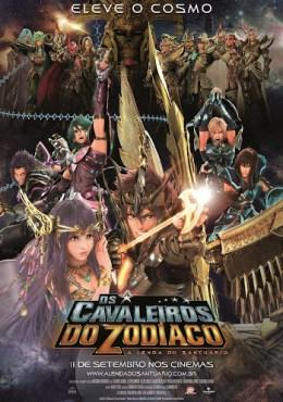 Os Cavaleiros do Zodíaco - A Lenda do Santuário TS Dublado – Torrent XviD (2014)