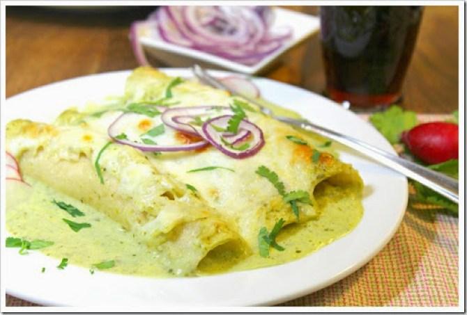 Enchiladas suizas22