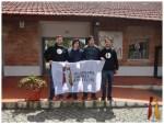Equipa A Academia de Xadrez de Barcelos - Diogo Oliveira Martins, Baltazar Lomba, Mário Eiras e João Branco