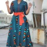 Latest Kitenge Dress Designs For Women 2017 2018