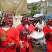 Los Diablucos de Helechosa de los Montes. Mitos de la Siberia de Extremadura