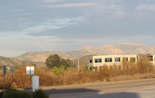 Santee Mountains