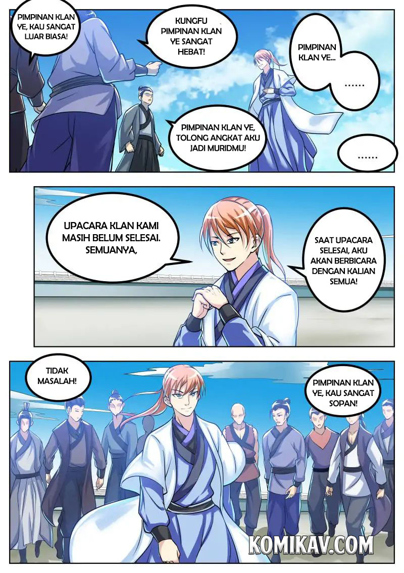 The Top Clan Leader In History: Chapter 44 - Page 4