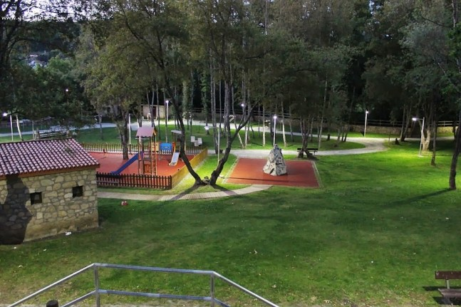 Área recreativa a Carixa