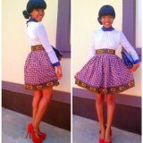 ankara short skirts 2017 for african