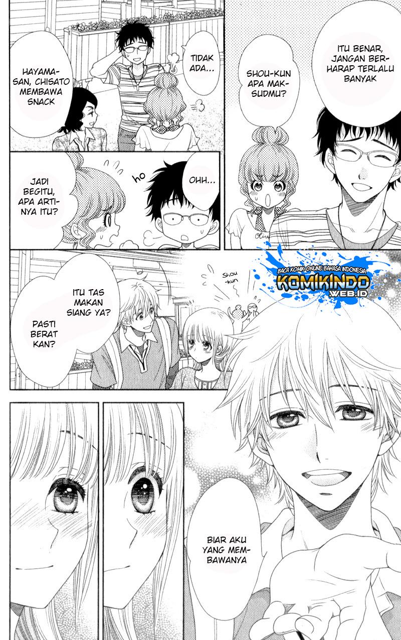 Nanoka no Kare: Chapter 15 - Page 11