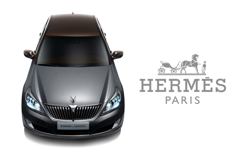 *HQUUS by Hermès:法國愛馬仕豪華版長型禮車! 1
